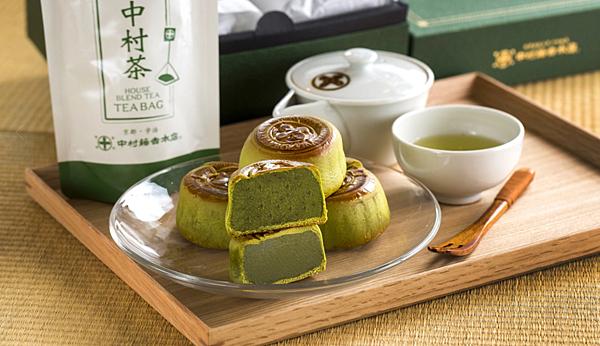 香港限定美食!中村藤吉首度推出月餅及白朱古力餅乾