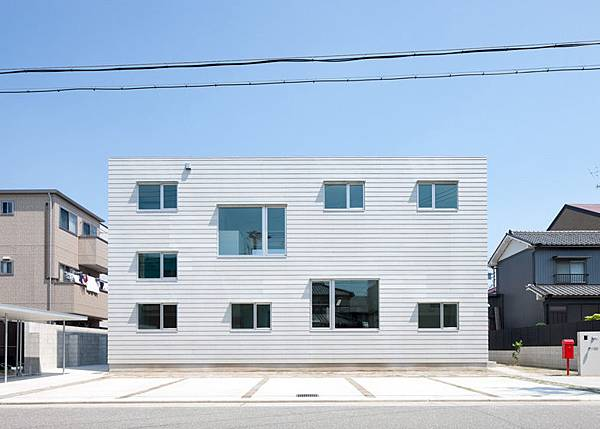 名古屋共享住宅:租屋年輕人擁有比設計旅館還棒的生活空間