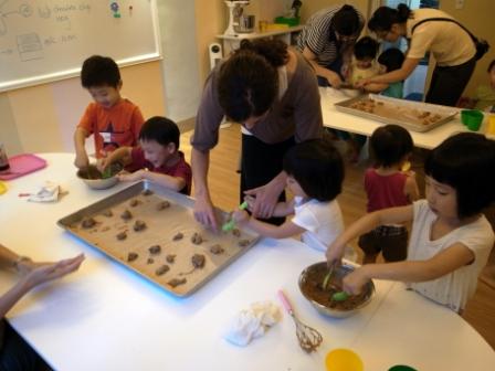 20120517做巧克力餅乾with Katie 019