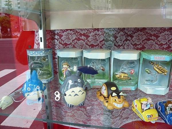 龍貓  日本的龍貓週邊超級多勒