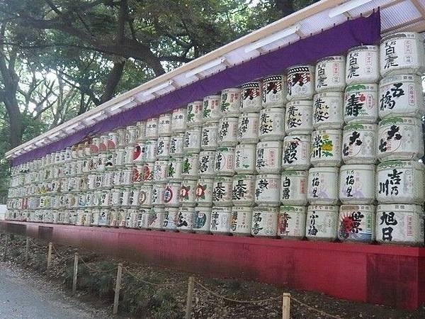 日本各地貢獻的酒