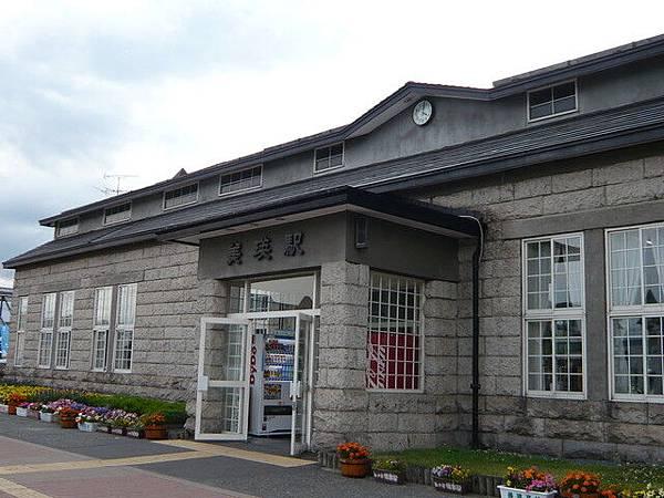 美瑛站  曾入選為百大車站景點