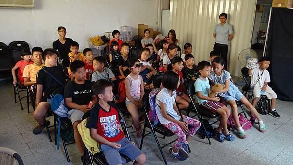 20180813 創世基金會參訪與做義工 001.JPG