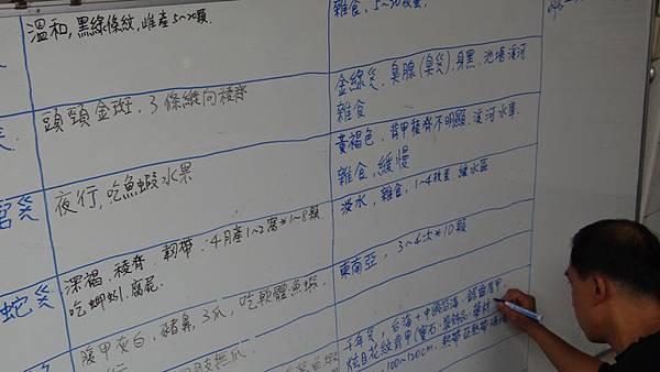 20181005 台灣本土龜鱉介紹與龜類健康狀況處置 023.JPG