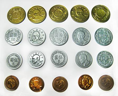 小贈品硬幣組