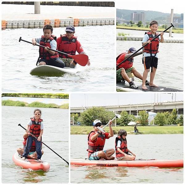 兒童獨木舟