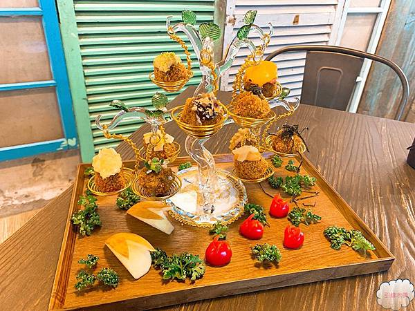 【台北大安】甲泰船麵-夜宵渡海到暹羅,磅秤上菜甜甜圈蝦餅,生命之樹展風華,聚餐嶄新食之樂。