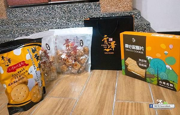 【開箱】青澤手工琪瑪酥 - 民宿一吃難忘,千里追尋台東點心,酥脆化舌香綿綿