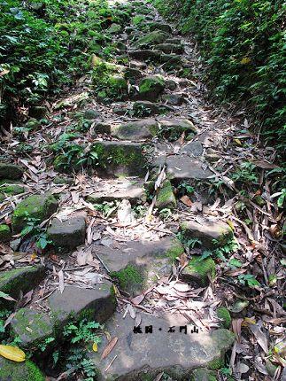 石門山。練腳力7.jpg