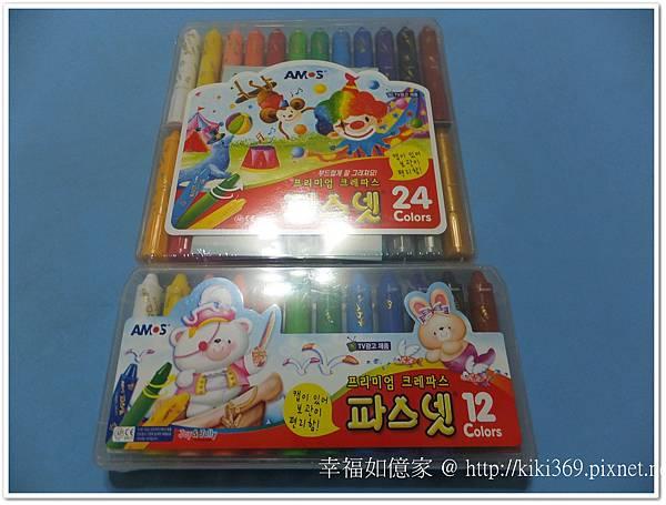 韓國AMOS蠟筆 (1)
