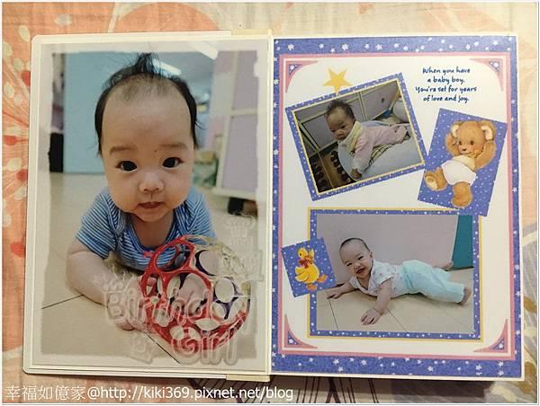 1071115 托嬰中心送的生日紀念寫真 (2).JPG
