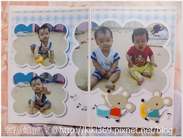 1071115 托嬰中心送的生日紀念寫真 (15).JPG