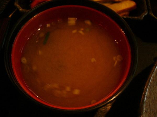 附湯是味增湯