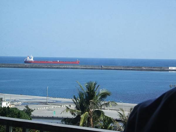 黎明教養院看到的海