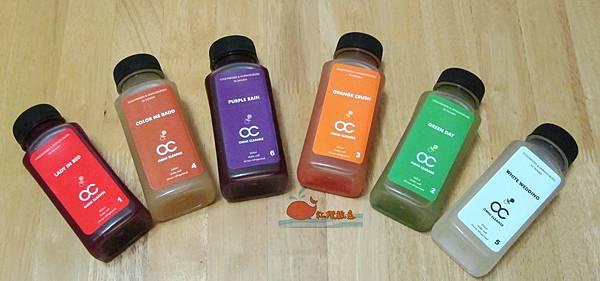 ╭★ 宅配飲品 ★╮《 OC新鮮冷壓蔬果汁 》清涼解暑,享受...
