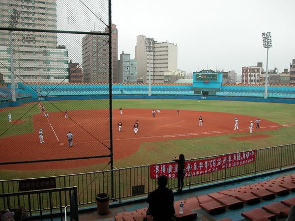 新竹棒球場