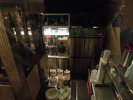 一樓廚房之飲料區