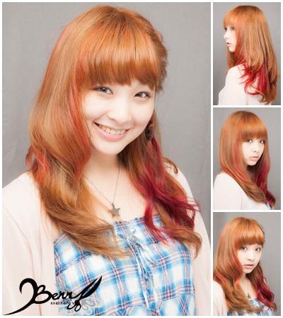 2012 夏季日系流行髮型1