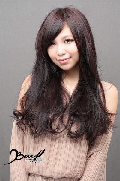 2012秋冬髮色 巧克力 x 紫02