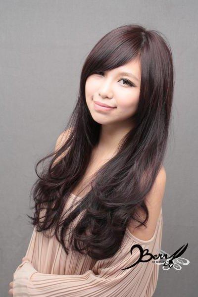 2012秋冬髮色 巧克力 x 紫04