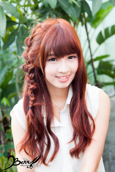 2012 夏季日系流行髮型13