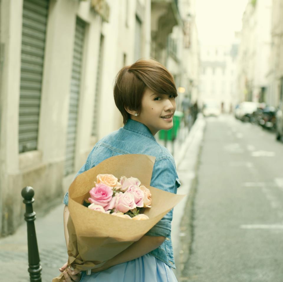 楊丞琳@想幸福的人~短髮髮型