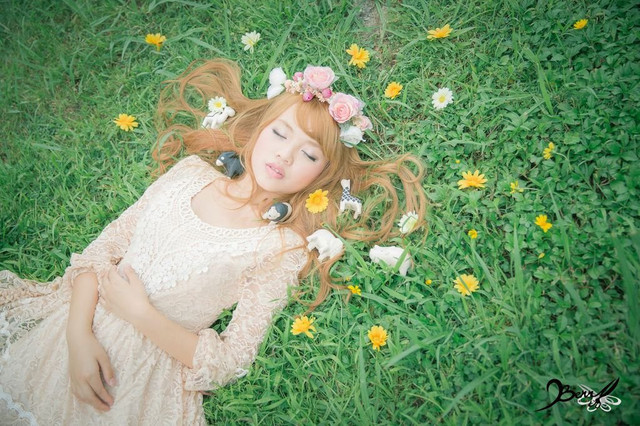 2013春夏流行髮色 馬卡龍粉金 變髮後持續追蹤實錄11