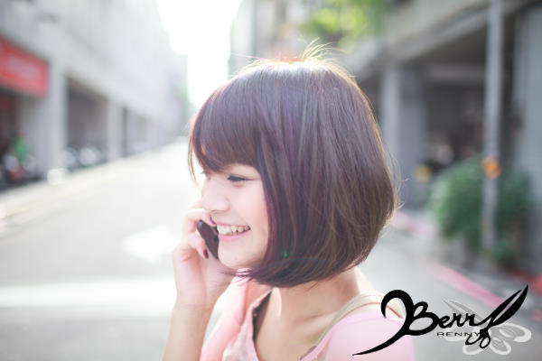 2012 流行髮色 桃橘 ★ 阿桑14