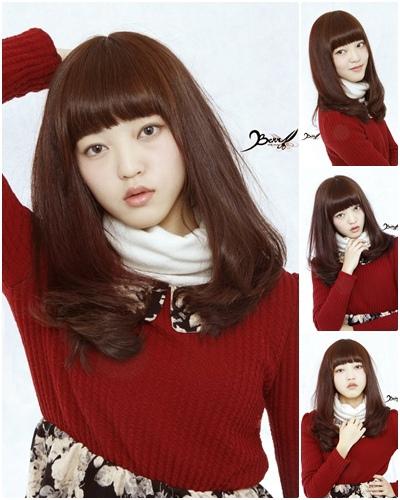 2014冬流行髮色01