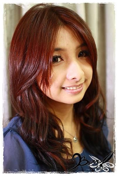 2011夏季美女染髮LOOK17