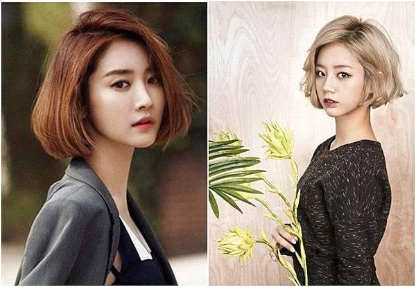 韓國女演員高俊熙與韓國女團Girl