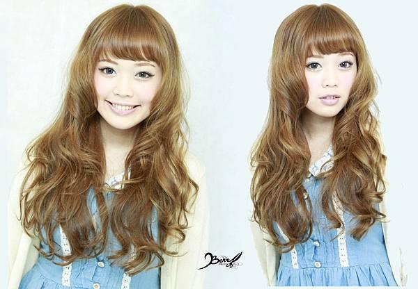 2014春夏髮色 奶茶色02