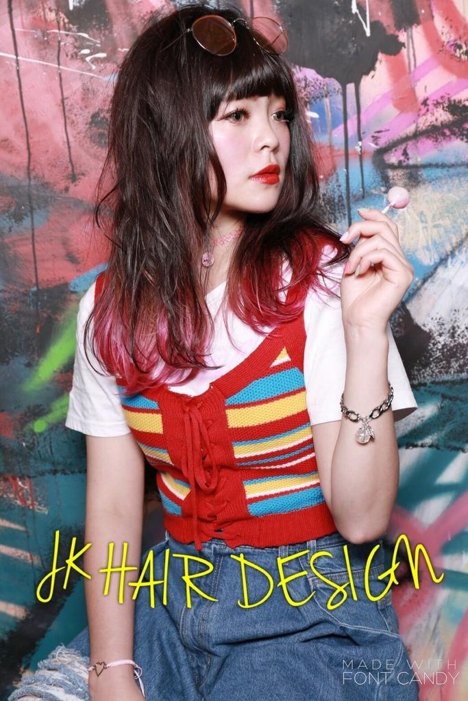 180873尚洋成都店技術團隊髮型髮色作品-設計師 jk