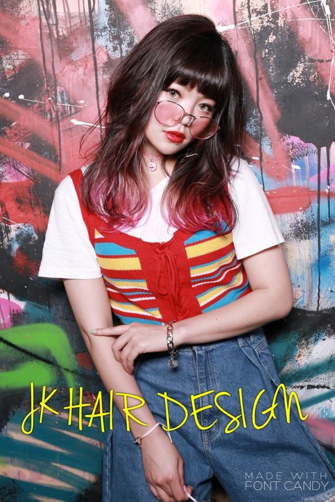 180875尚洋成都店技術團隊髮型髮色作品-設計師 jk