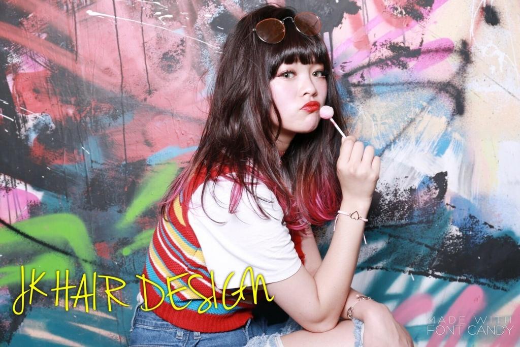 尚洋成都店技術團隊髮型髮色作品-設計師 jk