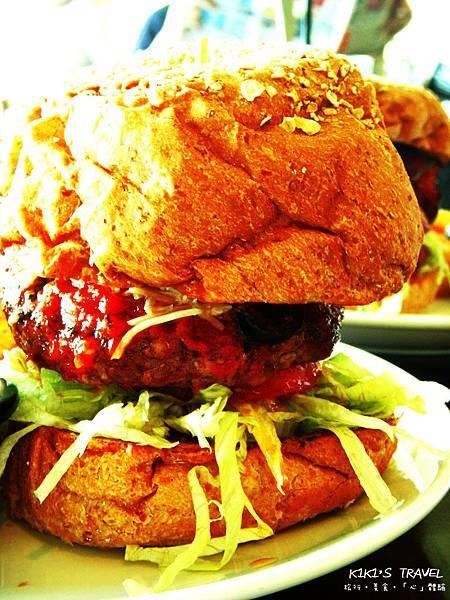 美式餐廳漢堡-CHUBBY