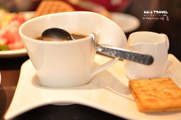 台北,咖琲弄-下午茶