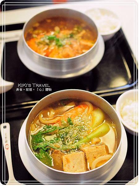 {台北}新濟洲韓國豆腐鍋