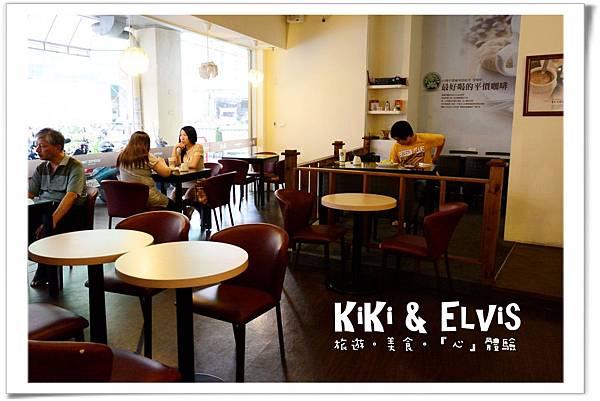 台中壹咖啡重慶店