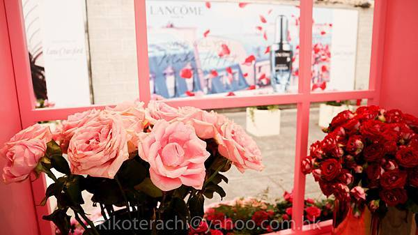 【活動回顧】法式花海-Lancôme Avenue Ô Pop-up Store
