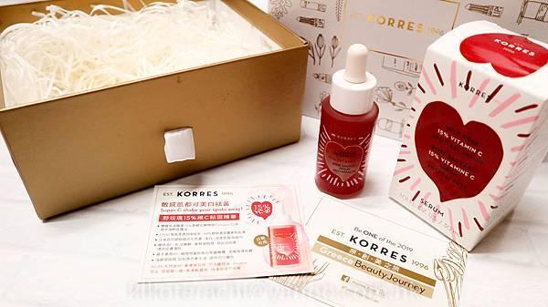 【護膚-新品】敢於嘗試創新-KORRES-原‧創‧美