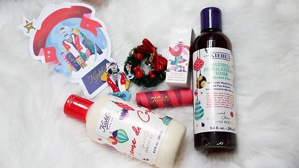 【聖誕來了】禮物推薦-Kiehl's大熱皇牌產品換聖誕新裝~