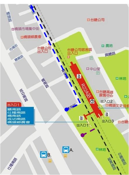 橋頭區_捷運R22A及R23車站聯外道路拓寬工程 1.png