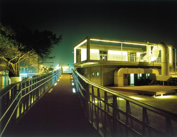 三民區_二號運河下水道展示館