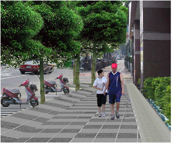 岡山鎮_柳橋東路景觀與人行環境改善工程3