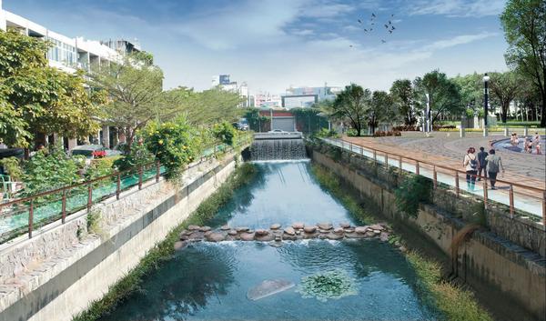 新興區_二號運河全面再造