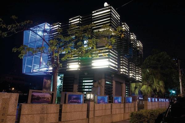 三民區_力行站、治平站下水道展示館