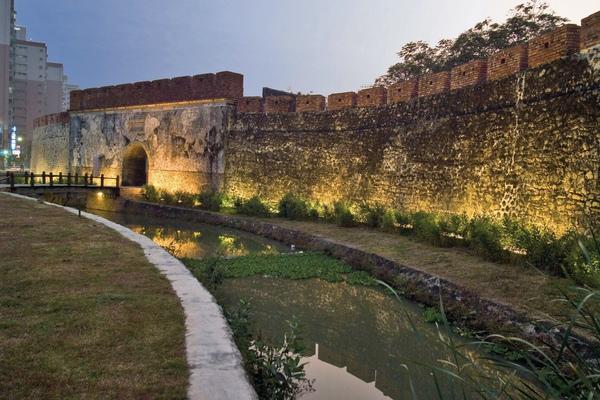 左營舊城護城河整體改造