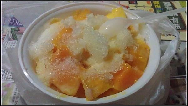 芒果牛乳冰