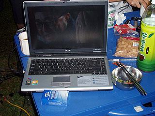 電腦也要露營